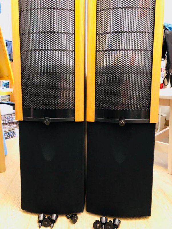 Martin Logan Aeon ( 1 Pair ) & Martin Logan i Theatre Center Speaker