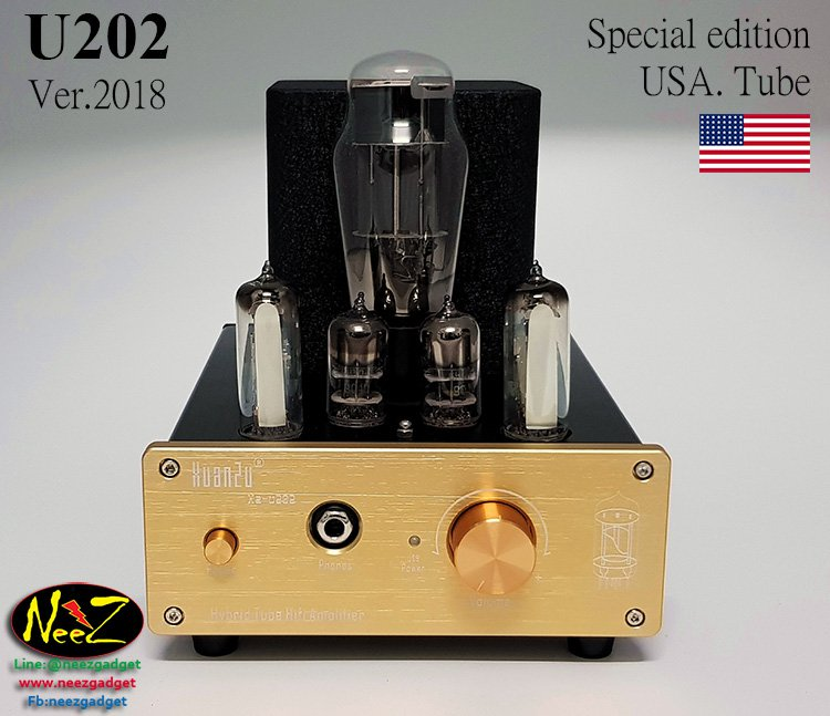 Tube Preamp/ Tube DAC / Headphone Tube Amp *3 in 1 *