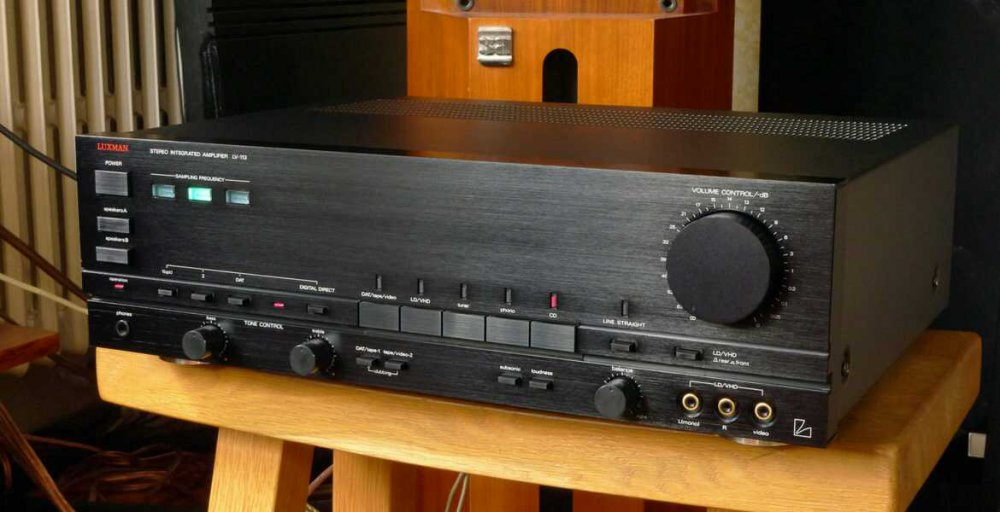 Integrated LUXMAN LV113